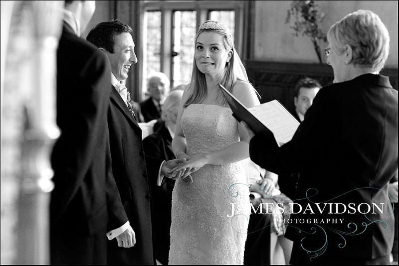 Fanhams Hall Hotel Wedding Photography