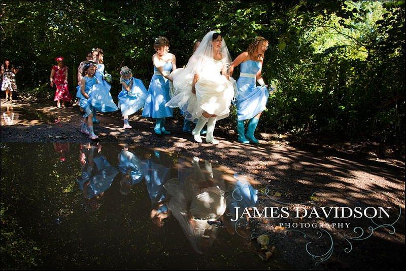 wellies for weddings