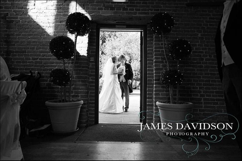 Haughley Park Barn wedding