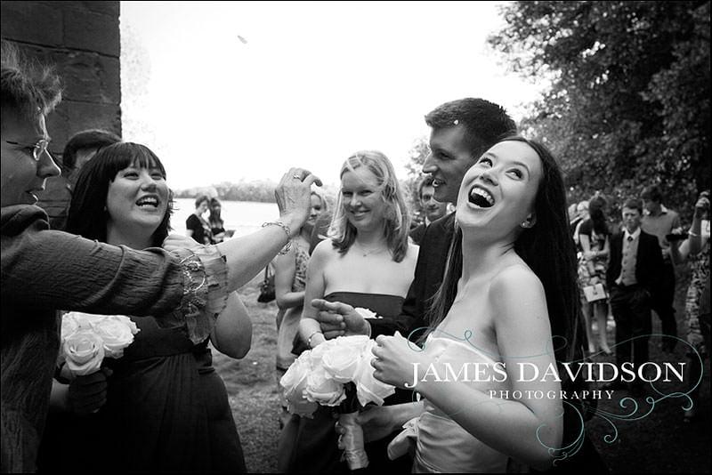 Prestwold Hall Wedding Photos
