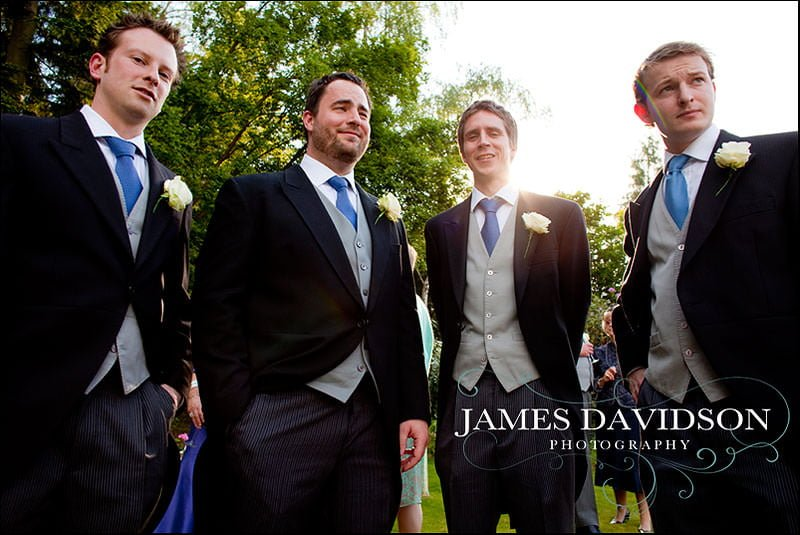 wedding gentlemen