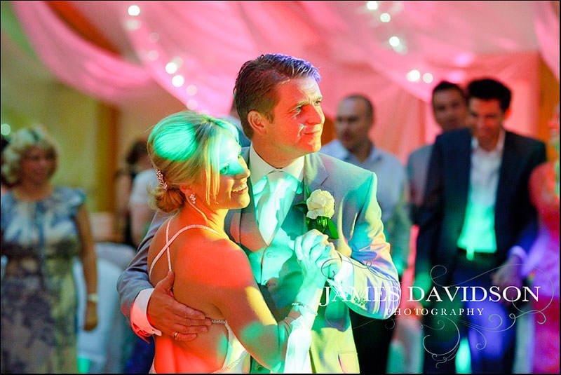 wedding photography at warren house