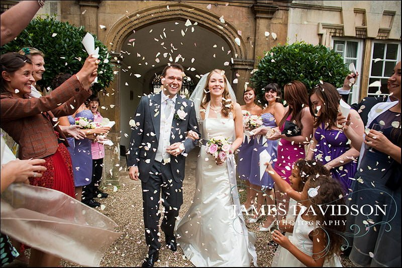 Christ's College Cambridge Wedding Photos